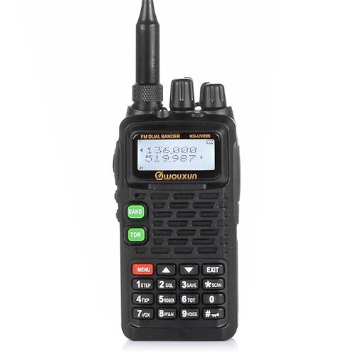 Wouxun KG-UV899 Two Way Radio Transceiver, Dual Band 136-174/420-520 MHz