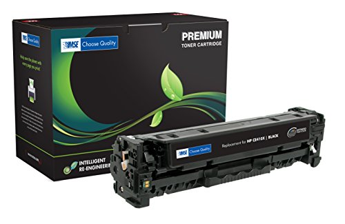 MSE MSE0221410162 Remanufactured HP 305X Black Extended Yield Toner Cartridge