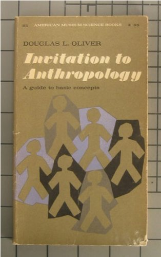 Invitation to Anthropology.