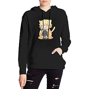 Agatsuma Zenitsu Demon Slayer Kimetsu No Yaiba Hoodies Sweatshirt Adult Pullovers for Women