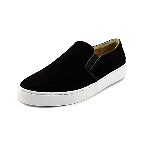 Vionic Womens Midi Slip-on Sneaker Svart