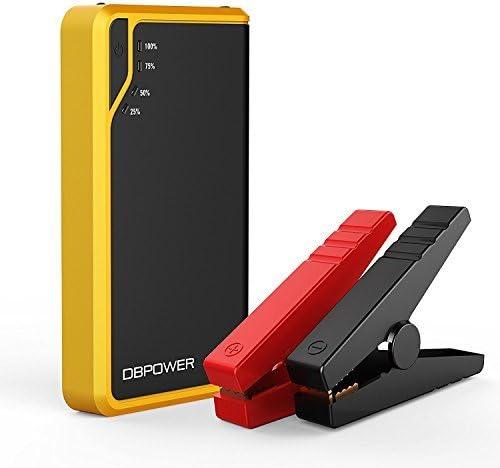 Compact DBPOWER 8000mAh Portable Flashlight