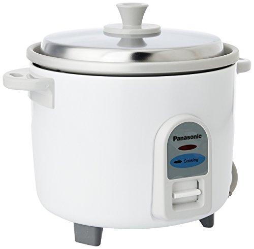 Panasonic SR-WA18 E 4.4-Litre Automatic Rice Cooker (White)