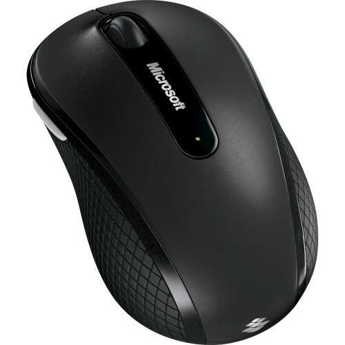 Microsoft Wireless Mobile Mouse 4000 For Business - Mouse - Optical - 4 Buttons - Wireless - 2.4 Ghz - Usb Wireless Receiver Product Type: Computer Components/Mice & Pointing Devices