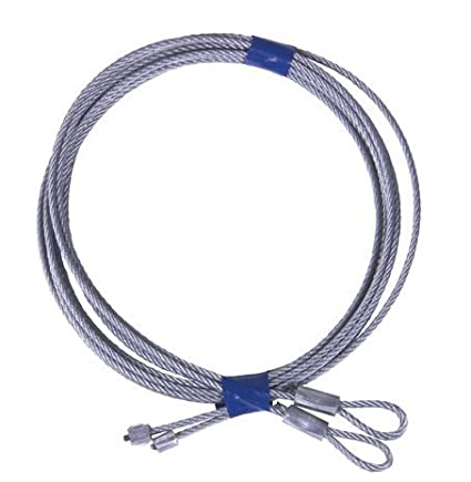 Amazon Pair Of 7 Garage Door Cable For Torsion Springs Home