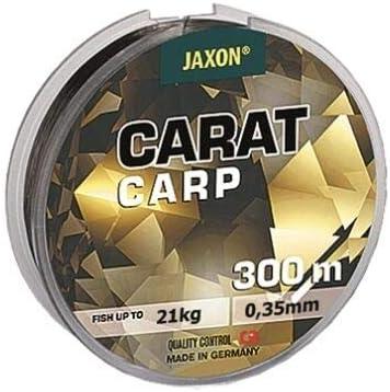 Jaxon Carat Carp Sedal de Pesca 300 m, monofilamento