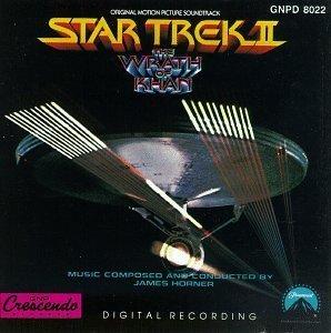 James Horner Star Trek Ii The Wrath Of Khan Amazon