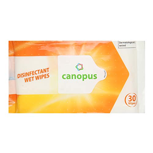 Canopus Disinfectant Wet Wipes