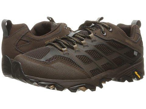 (メレル) MERRELL メンズランニングシューズスニーカー靴 Moab FST Waterproof [並行輸入品] B06XK1CPMG 28.5 cm W ブラウン