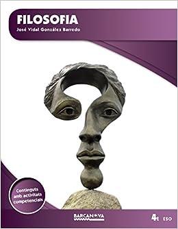 Book's Cover of Filosofia 4t ESO. Llibre de l ' alumne (Materials Educatius - Eso - Ciències Socials) - 9788448940126 (Catalán) Tapa blanda – 7 julio 2016