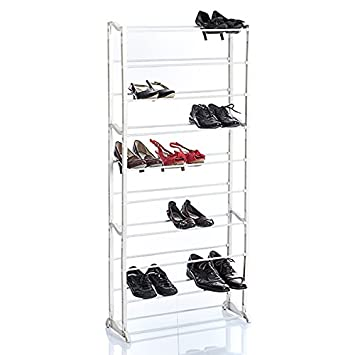maison fute meuble range chaussures grande capacit 30 paires