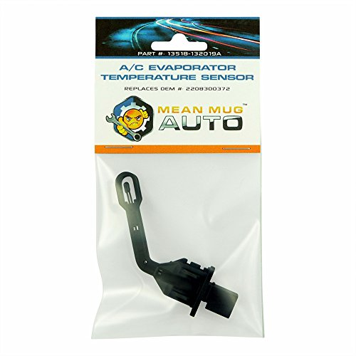 Mean Mug Auto 13518-132019A A/C Evaporator Temperature Sensor - For: Mercedes-Benz - Replaces OEM #: 2208300372, 2208300772, 351080401