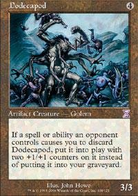 Magic: the Gathering - Dodecapod - Timeshifted