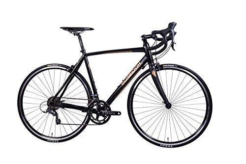 Poseidon Triton Road Bike – Lightweight Aluminum Frame Carbon Fiber Fork
