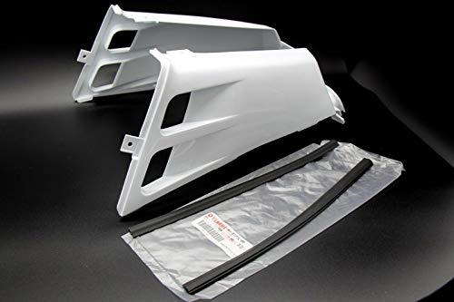 New Yamaha Banshee Oem Factory Gas Tank Plastic Wrap White 1987-2006 ()