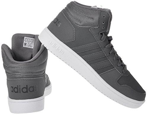 info for 51a92 482c5 adidas Herren Vs Hoops Mid 2.0 Gymnastikschuhe Grau (Grey Four F17grey  Four F17