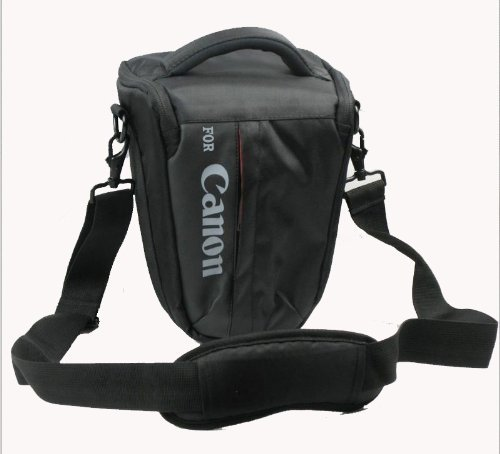 TechCare Tm Waterproof Triangle Large Camera Bag Case for Ca