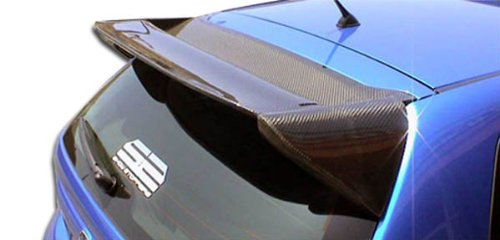 Carbon Creations Replacement for 2002-2005 Honda Civic Si HB Type M Roof Window Wing Spoiler - 1 ()