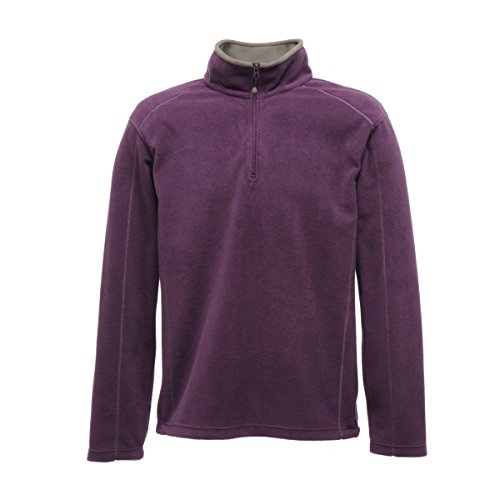 Standout Ashville Half Zip Fleece, Majestic Purple, XL