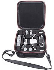 RLSOCO DroneKoffer Hoes voor DJI Mini 2 Geschikt voor Mavic Mini 2-accessoires: Mini 2-controller, batterijen en oplader, propellers en propbeschermer