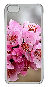 iPhone 5C Cases & Covers - Apricot Custom PC Soft Case Cover Protector for iPhone 5C - Transparent