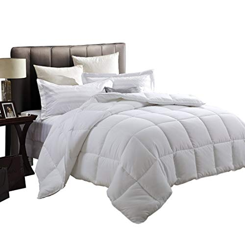 C&W Hotel-Style Down Alternative Comforter Queen Size for sale  Delivered anywhere in USA