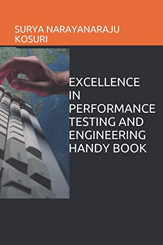 Excellence in Performance Testing and Engineering Handy Book pdf