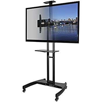 Amazon Mobile TV Stand For 37 To 70 Inch Flat Screen