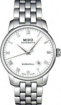 mido-mens-mido-m86004261-baroncelli-analog-display-swiss-automatic-silver-watch
