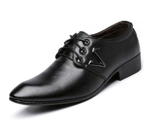 Cinturón Business cuero black la 3176 HYLM Oxford Banquete vestir zapatos zapatos vestido boda brillante de Men's de de Rq5w8F