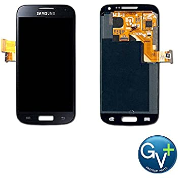 free shipping OEM-Grade Touch Screen Digitizer and LCD for Samsung Galaxy S4 Mini - White Frost (I9190)