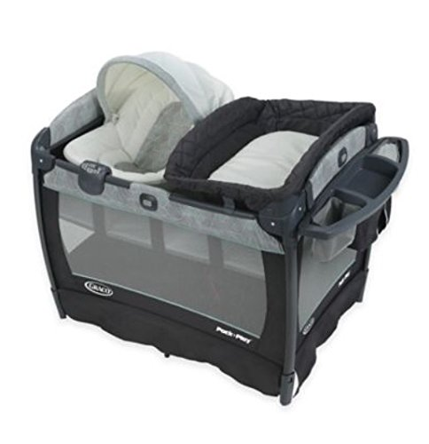 Graco Pack 'n Play Playard w/Newborn Napper Oasis and Soothe Surround in Camden by Graco