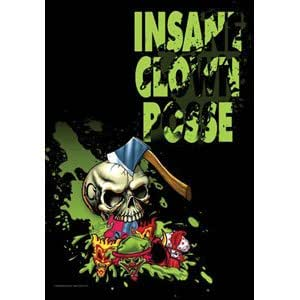 Insane Clown Posse - Poster Flags