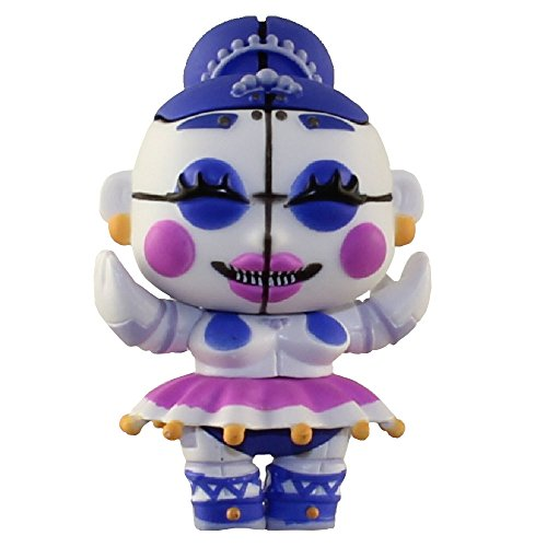 Funko Mystery Minis Vinyl Figure - Five Nights at Freddy's Wave 2 - BALLORA (2.5 inch) (5 Vinyl Figure)
