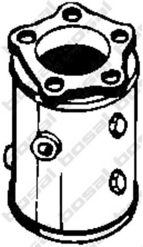 Bosal 099-401 Katalysator