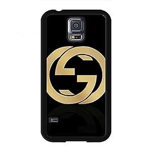 Gucci Logo Samsung Galaxy S5 Funda Cover Transparent Hard Plastic Funda Cover