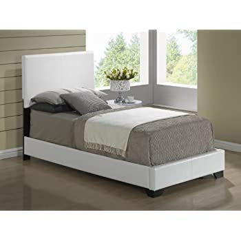 Amazon.com: Global cama King Size Color Blanco: Kitchen & Dining