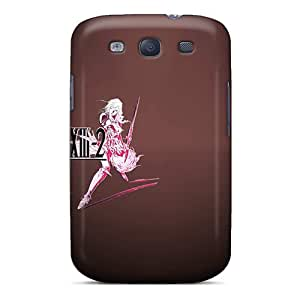 For Galaxy S3 Case - Protective Case For AngelineMS Case