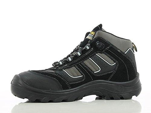 640 Safety Jogger Sicherheitsschuh Climber S3 hoch, neu 100% metallfrei!