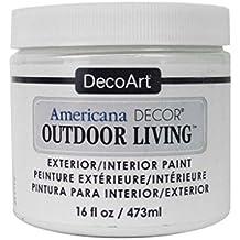 Decoart DECADOL-22.02 Outdoor Living 16oz Picktfence Outdoor Living 16oz Picket Fence