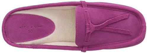 Lampone Pantofola Greenwich Da Donna Verde Patricia