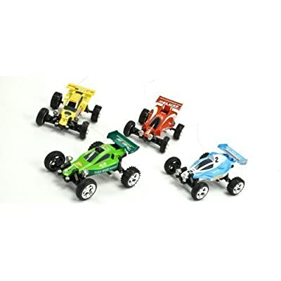 SilverLit Mini Buggy Radio Controlled Car - Colors Vary: Toys & Games