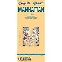 Manhattan 1 : 15 000 (Borch Maps)