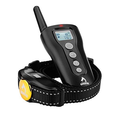 My Toots PATPET P-collar 320 EU Plug Dog Training Collar Innovative Blind Operation Shock Collar Pet Trainer