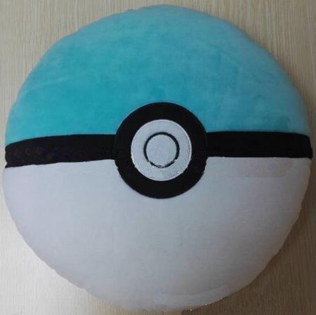 Centro de Pokemon Poke Ball almohada cojín de peluche de ...