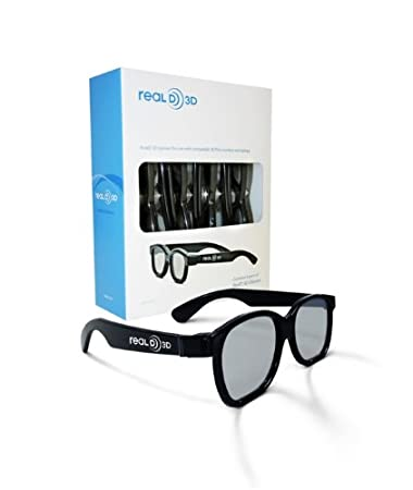 faeea204050 Buy RealD 3D Glasses (4-pack) Online at Low Prices in India - Amazon.in