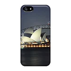 Fashion ZljizFU1020DSNpd Case Cover For Iphone 5/5s(sydney Photo Over Shadowed)