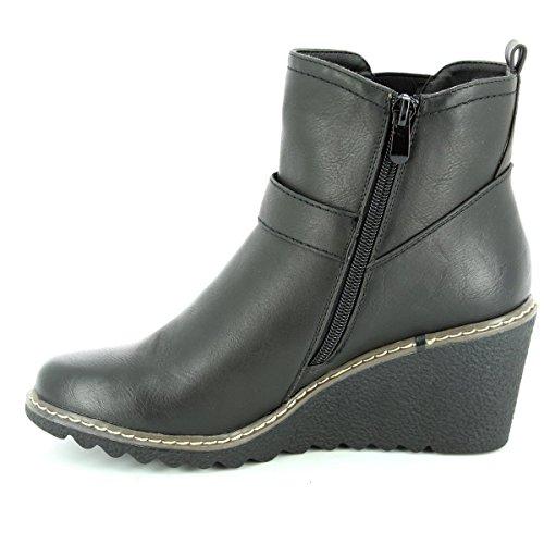 Heavenly Feet, Stivali donna nero Black