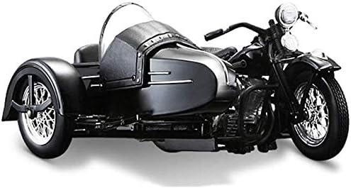 Zhangl 01:18 Harley Davidson Strada Locomotiva Diecast Motociclismo Toy Model Miniatures della Bici di Sport Giocattoli for i Bambini Bambini