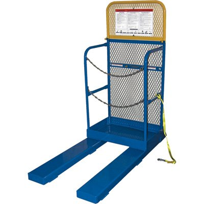 Vestil SP-175 60 in. Stock Picker Work Platform